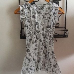 D-signed size small 7/8 dress